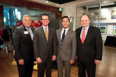 2014 Fall Summit Welcome Reception @ Wells Fargo Museum 10-7-14
