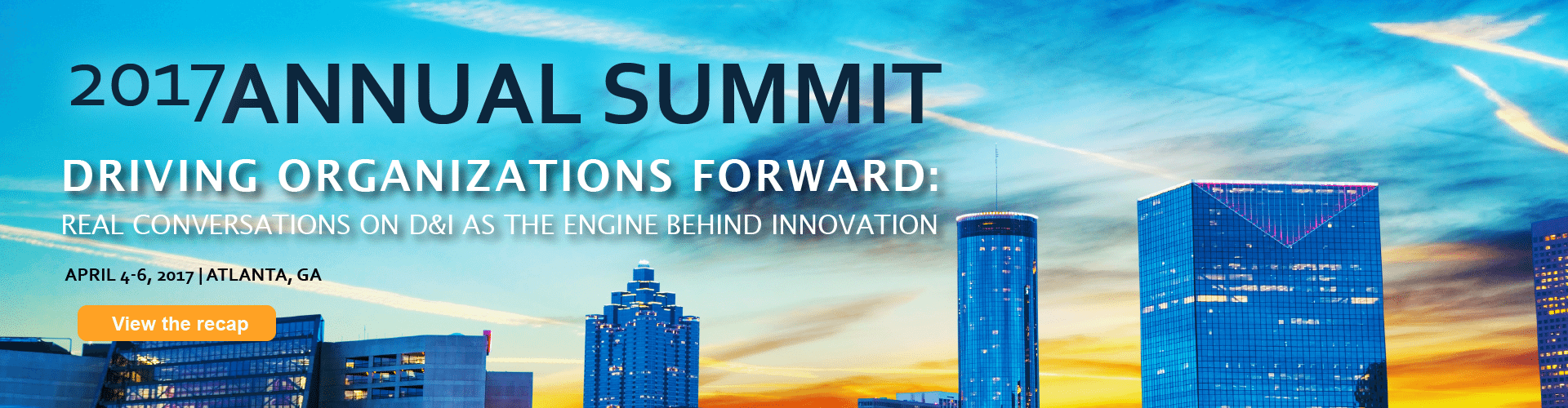 2017 Annual Summit recap banner