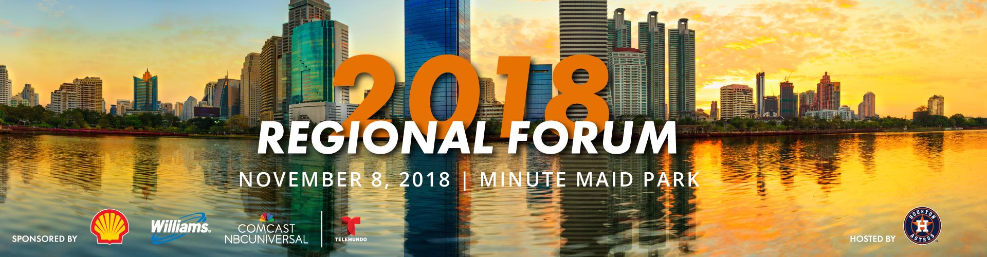 NHCC Regional Forum: 2018 Houston